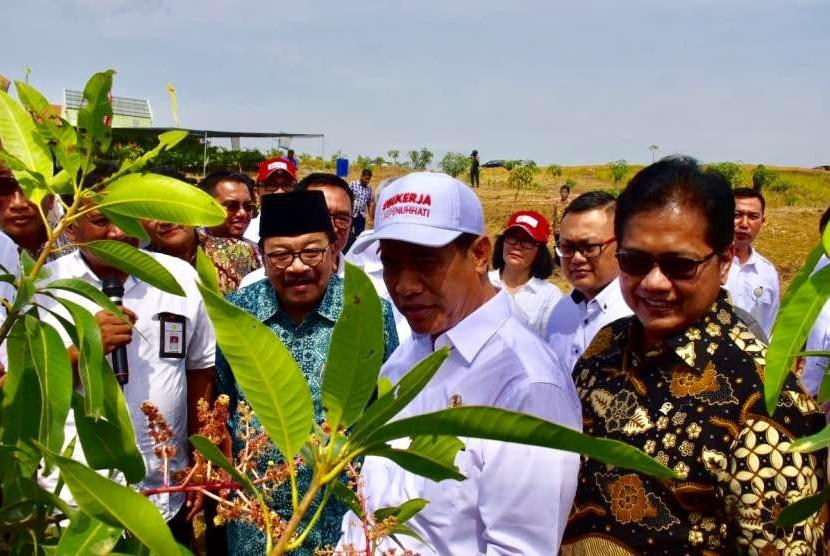 Grand Launching Taman Teknologi Pertanian Plus di Gresik, Rabu (7/8)