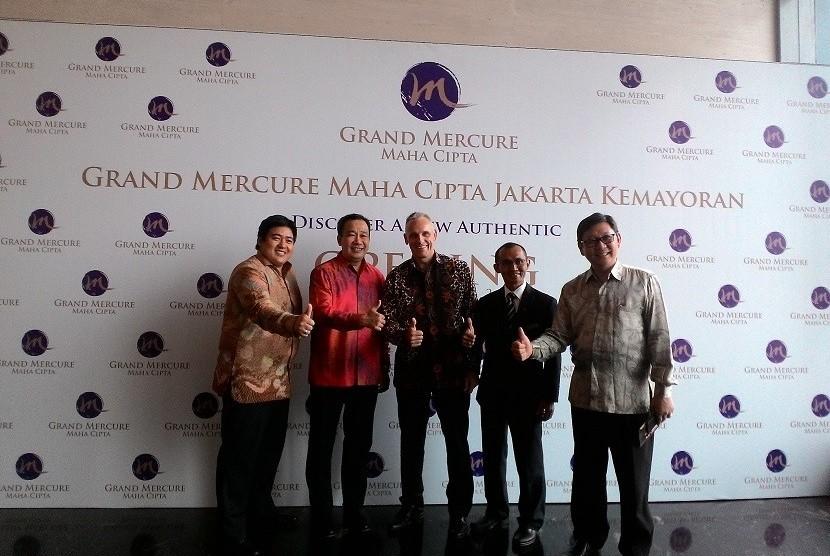 Grand Mercure Jakarta Kemayoran Hotel Bintang Lima Pertama Di Kemayoran Republika Online
