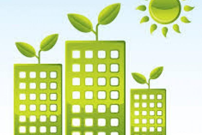 Green Building/ilustrasi