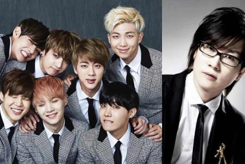 grup populer dari korea selatan bts akan terlibat dalam  170426173711 546