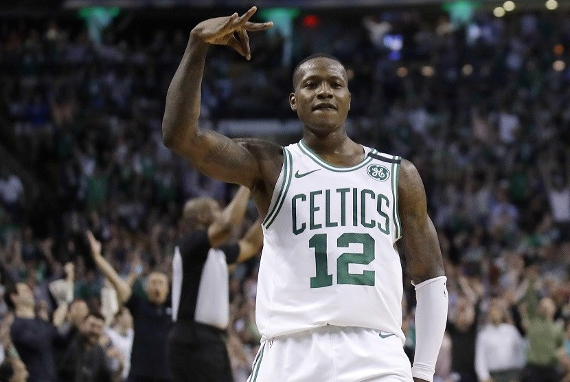 Guard Boston Celtics Terry Rozier
