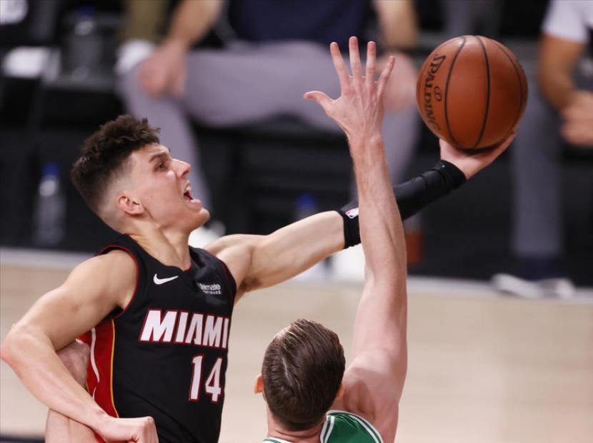 Tyler Herro Cemerlang, Miami Heat di Ambang Final NBA