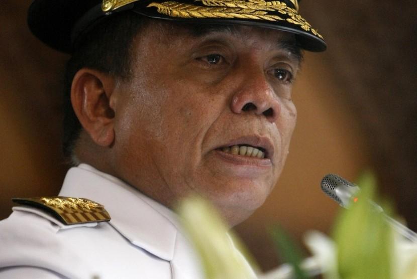 Gubernur Aceh Irwandi Yusuf