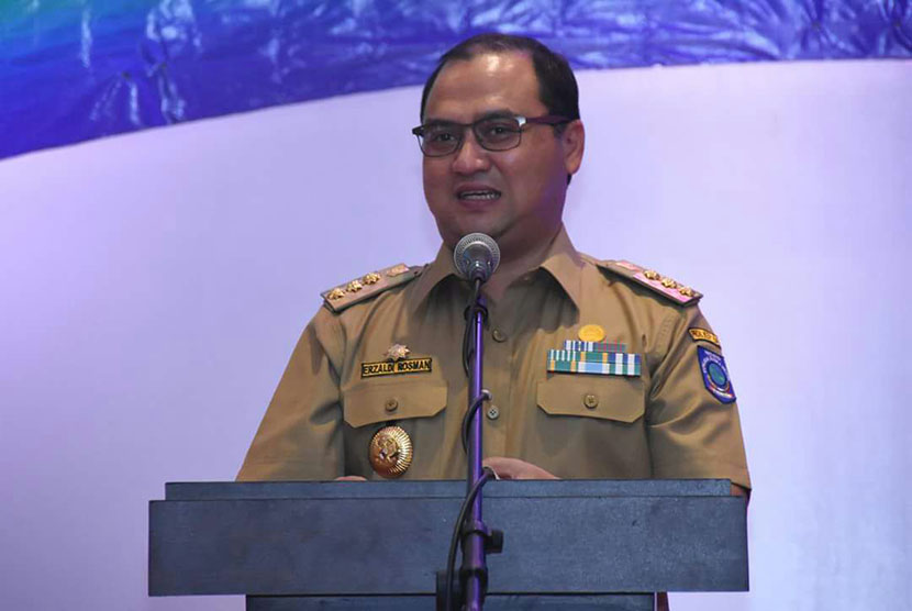Gubernur Babel, Erzaldi Rosman Djohan