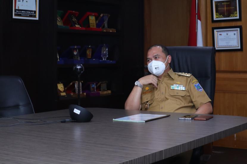 Gubernur Bangka Belitung Erzaldi Rosman.