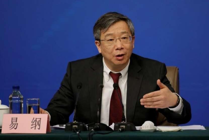 Gubernur Bank Sentral Cina, Yi Gang.