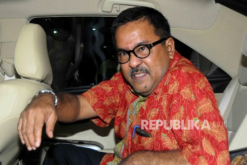 Gubernur Banten, Rano Karno. (Republika/Agung Supriyanto)