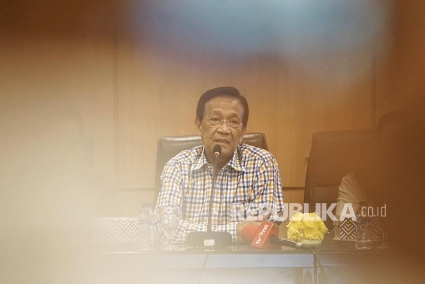 Gubernur Daerah Istimewa Yogyakarta (DIY) Sri Sultan HB X