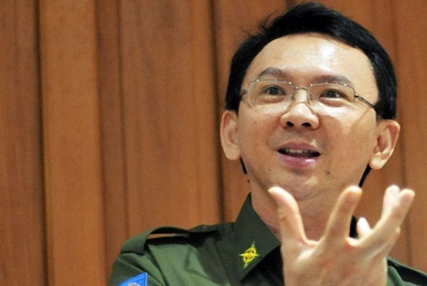 Gubernur DKI Jakarta, Ahok