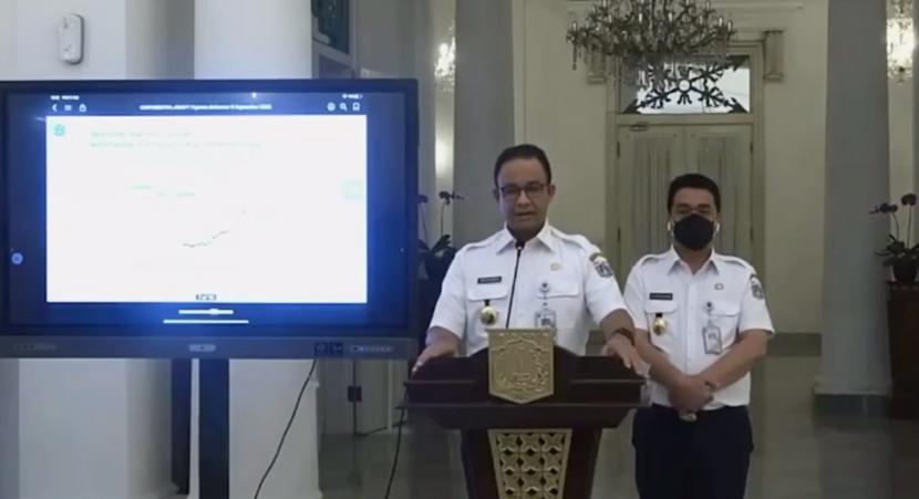 Psbb Jakarta Anies Harap Daerah Penyangga Menyesuaikan Diri Republika Online