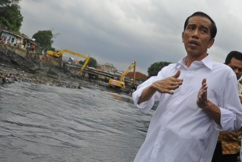 Gubernur DKI Jakarta Joko Widodo (Jokowi)