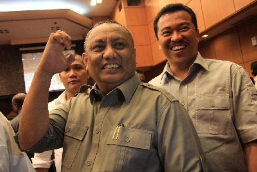 Ketua DPD I Golkar Provinsi Gorontalo Rusli Habibie