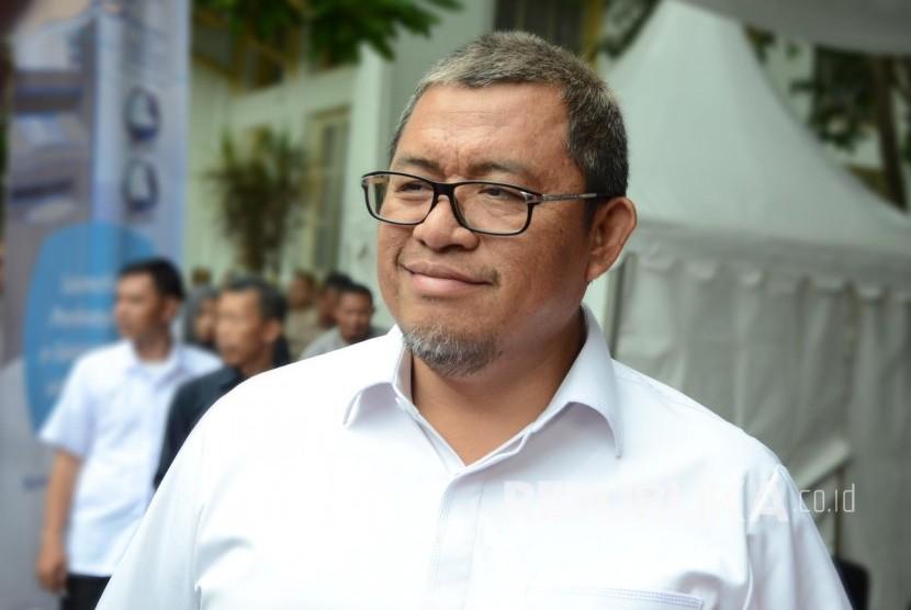 Gubernur Jabar Ahmad Heryawan. (Republika/Edi Yusuf)