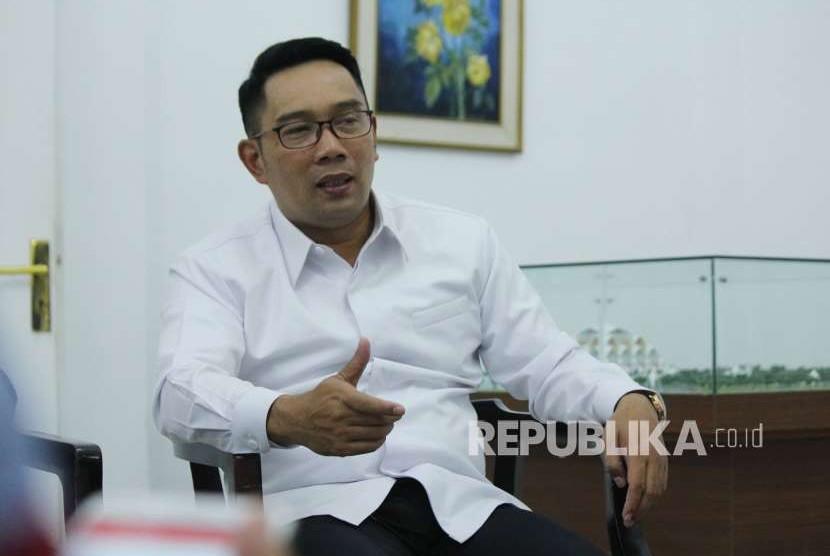 West Java Governor Ridwan Kamil