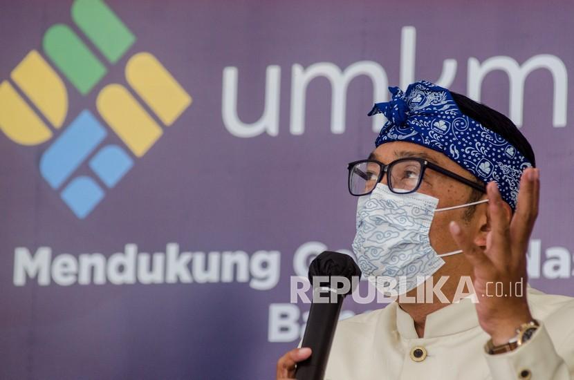 Ridwan Kamil Lelang 21 Produk Hasil Kolaborasi Merek Lokal (ilustrasi).