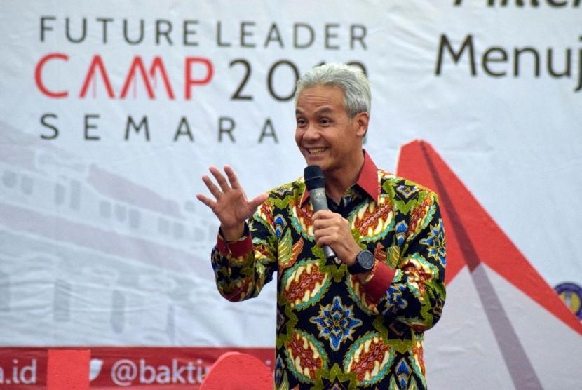 Gubernur Jawa Tengah, Ganjar Pranowo.