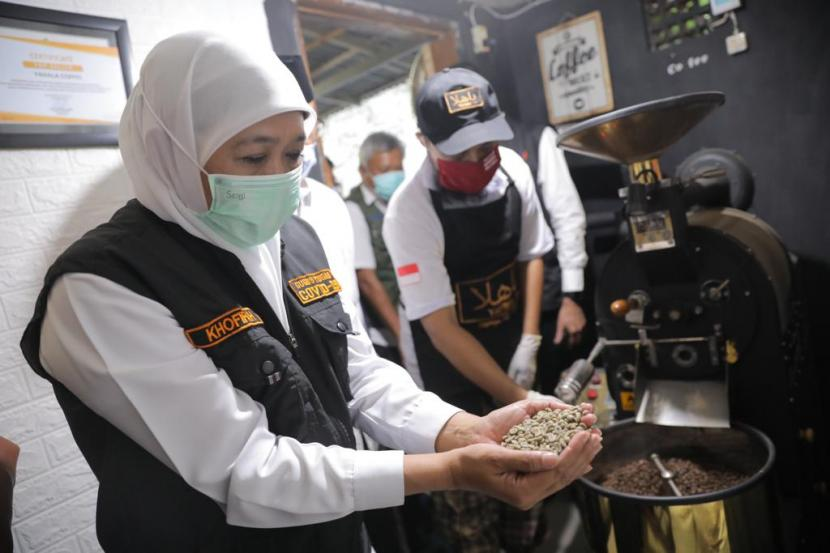 Gubernur Jawa Timur (Jatim) Khofifah Indar Parawansa
