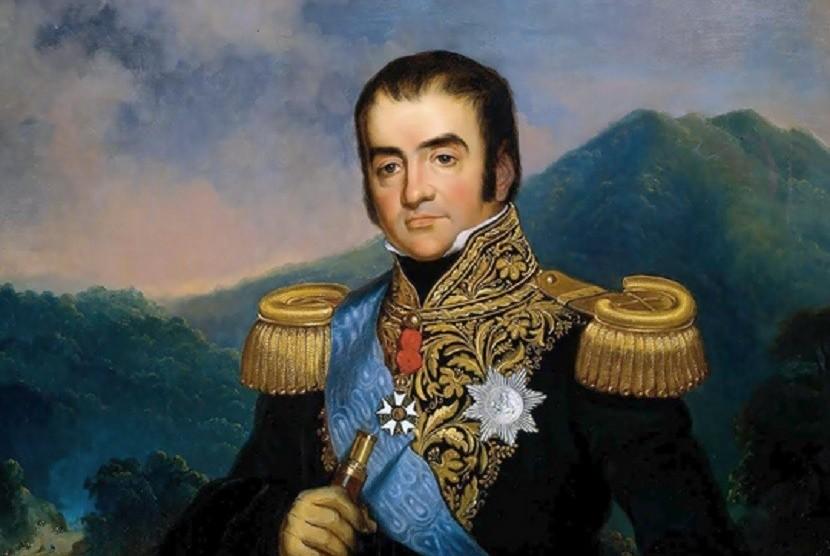gubernur jenderal Willem Herman Daendels