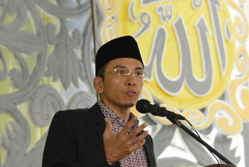 Gubernur NTB TGH Muhammad Zainul Majdi atau Tuan Guru Bajang (TGB).