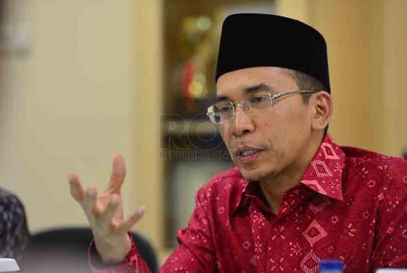 Gubernur NTB Zainul Majdi