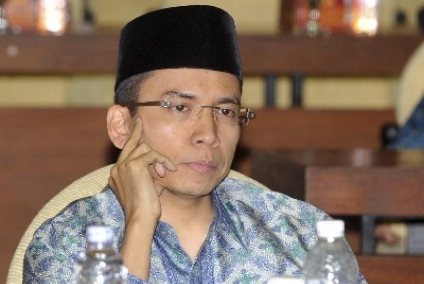 Gubernur Nusa Tenggara Barat (NTB) TGH M Zainul Majdi.