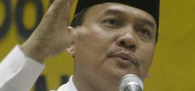 Gubernur Riau Rusli Zaenal
