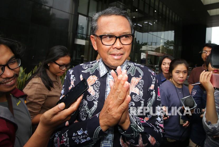 Gubernur Sulawesi Selatan Nurdin Abdullah