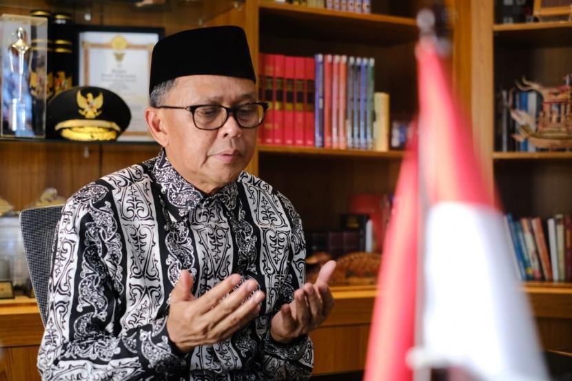 Gubernur Sulawesi Selatan (Sulsel), HM Nurdin Abdullah.