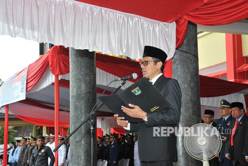Gubernur Sumatera Barat (Sumbar) Irwan Prayitno.