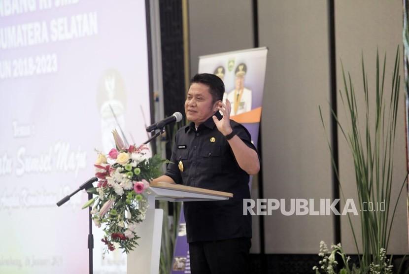 Gubernur Sumsel Apresiasi Kritik yang Disampaikan Lewat Foto
