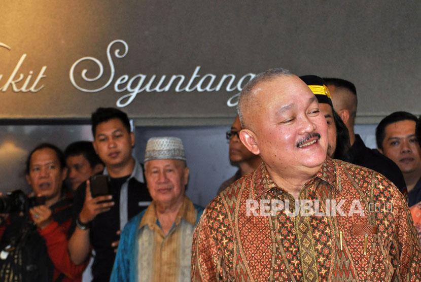Gubernur Sumatera Selatan (Sumsel) Alex Noerdin.