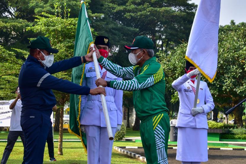 Joko Hastaryo Pimpin KONI Sleman (ilustrasi).