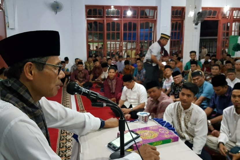 Gubernur Sumatra Barat (Sumbar) Irwan Prayitno.