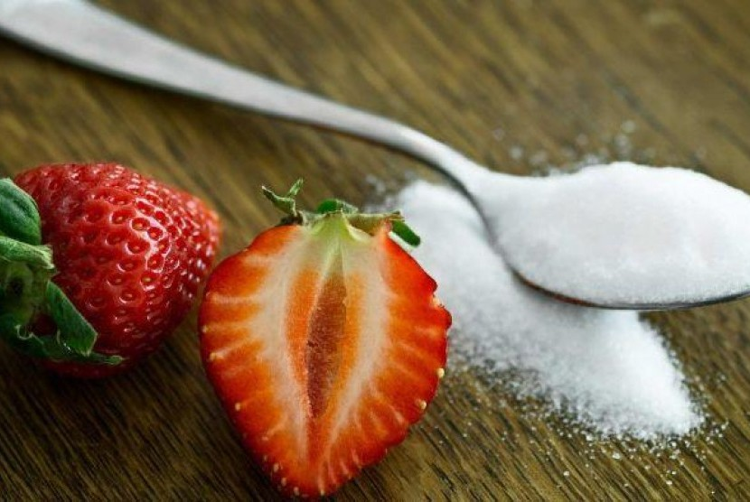 Gula (ilustrasi)
