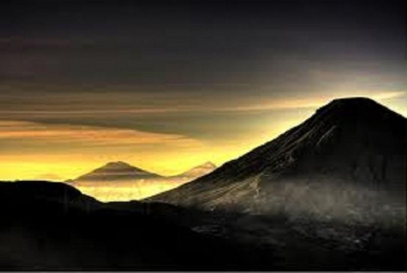 Gunung Dieng.