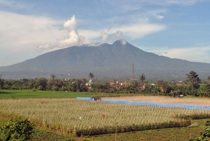 Gunung Salak, Bogor.