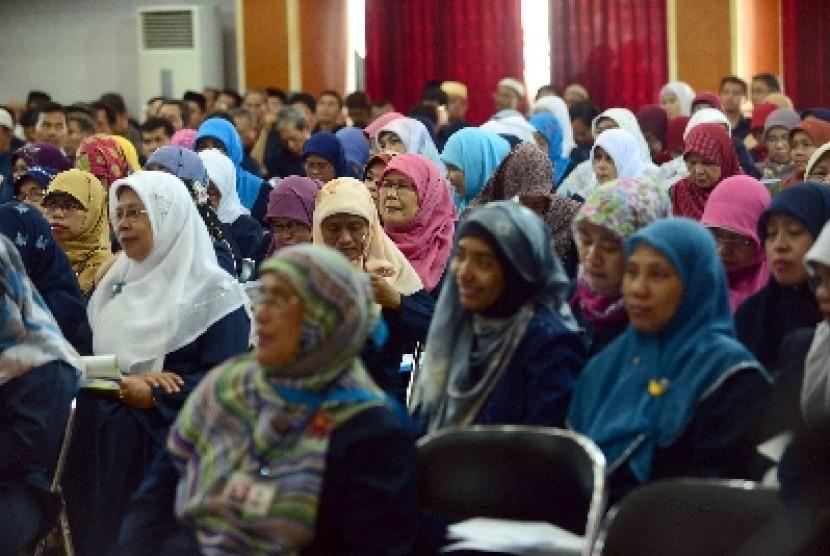 Guru Agama Islam (Ilustrasi)