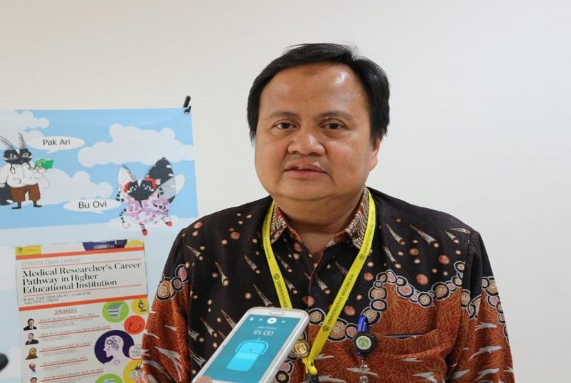 Guru Besar Fakultas Kedokteran Universitas Indonesia (UI), Budi Wiweko
