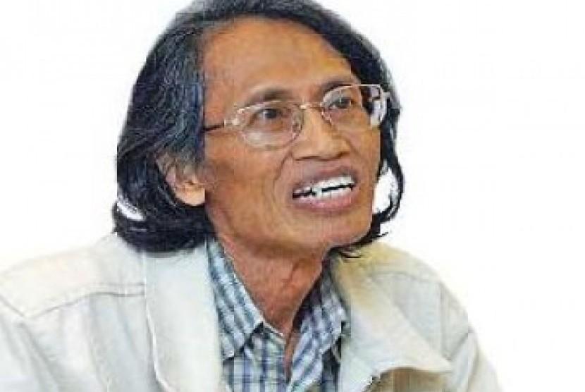Guru Besar Universitas Indonesia Prof Anhar Gonggong
