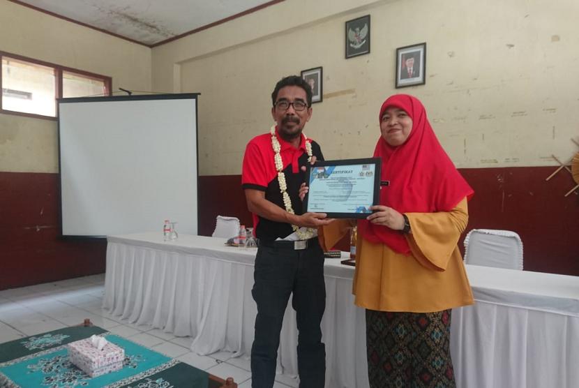 Guru dari Malaysia Studi Tiru SD di Kota Bandung