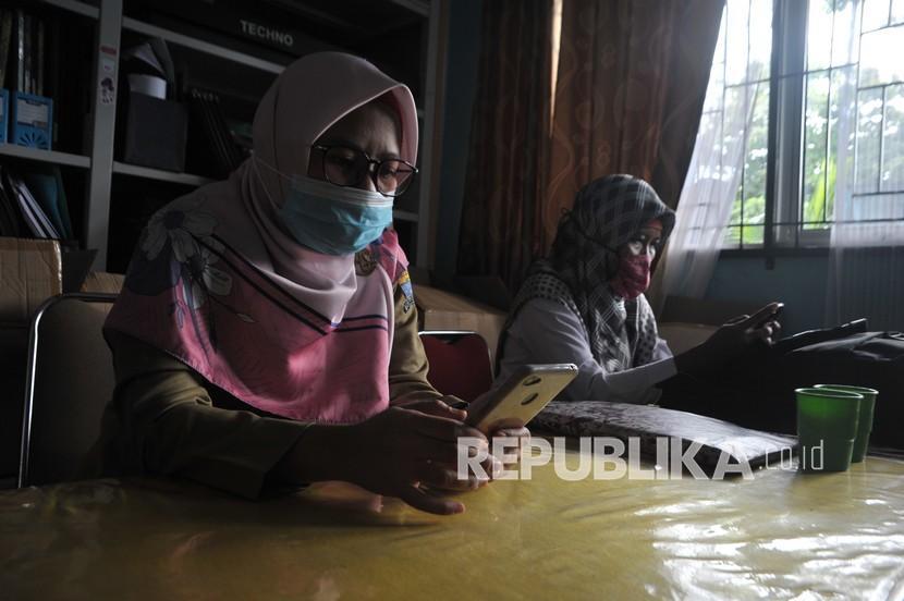 Kemendikbud: PJJ Butuh Peran Serta Orang Tua