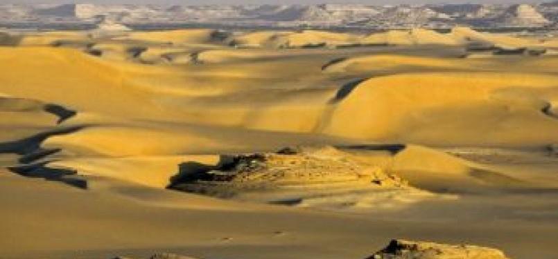 Gurun pasir di Mesir