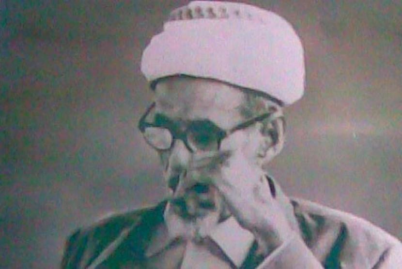 Habib Idrus bin Salim Aljufri.