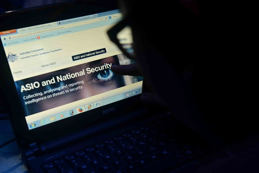 Hacker (Ilustrasi)
