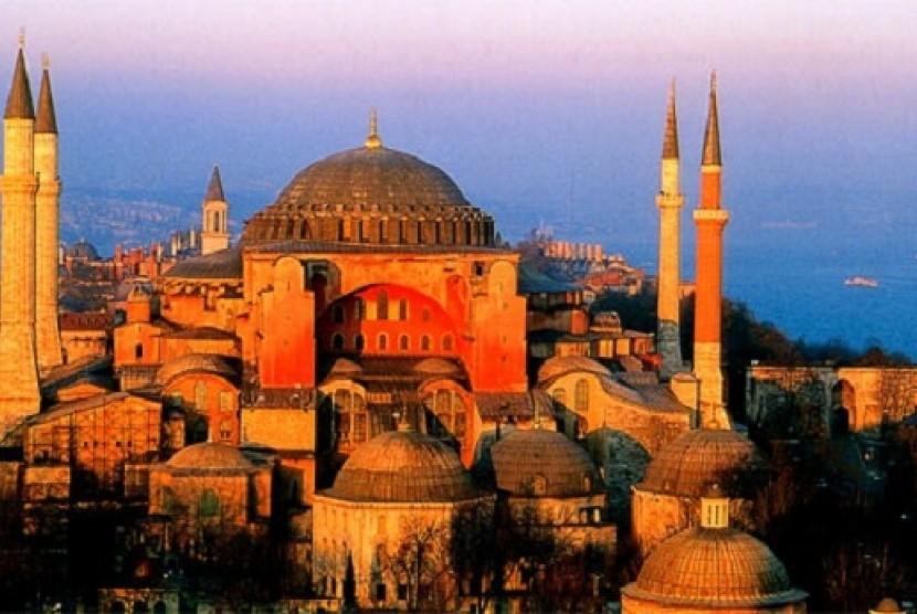 Hagia Sophia di Turki