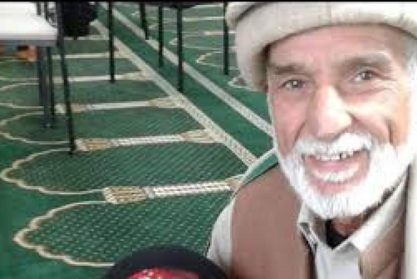 Haji Daoud Nabi (71 tahun) adalah korban meninggal pertama yang berhasil diidentifikasi dalam insiden penembakan masjid di Christchurch, Selandia Baru.