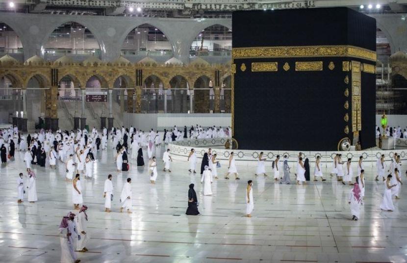 Haji tahun ini akan dibatasi untuk warga dan penduduk di dalam Kerajaan Arab Saudi