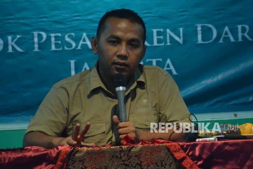 Hariqo Wibawa Satria, M,SI (Direktur Eksekutif Komunikonten, Institut Media Sosial dan Diplomasi)