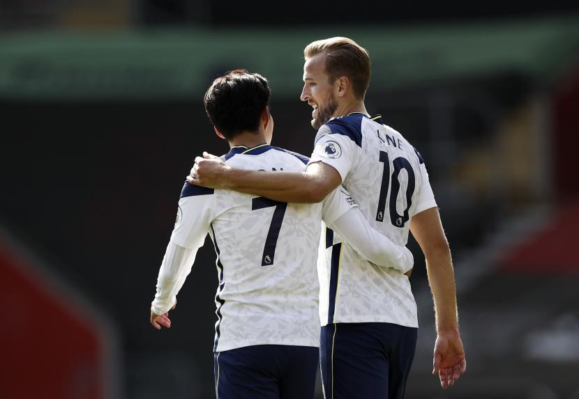 Mourinho Puji Pochettino Sukses Padukan Kane dan Son