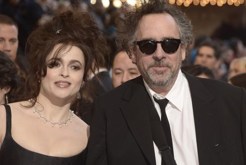 Helena Bonham Carter dan Tim Burton
